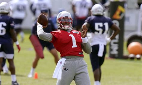 Patriots Could Be Without Multiple Wide Receivers for Cam ...