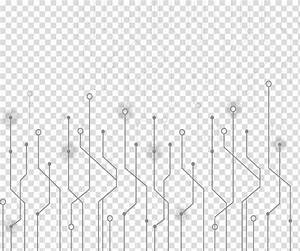 Brown And White Circuit Art  White Structure Pattern  Gray