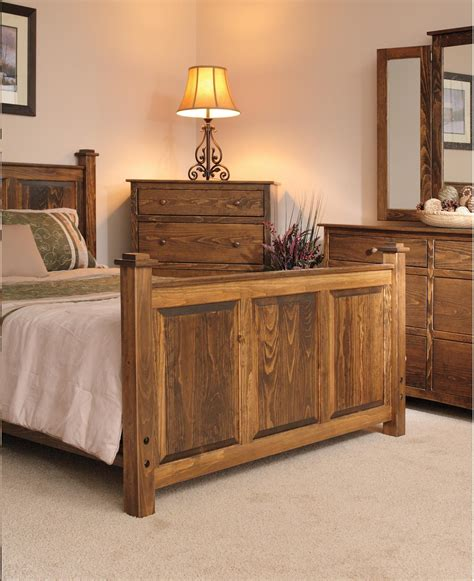 pine wood shaker bedroom set  dutchcrafters amish