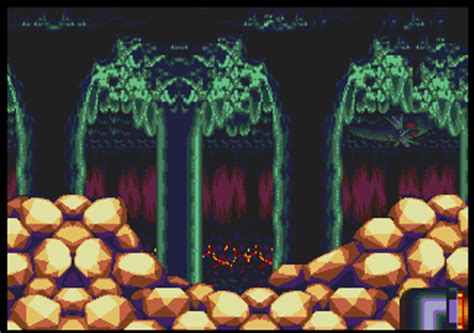background hq sonic  knuckles lava reef zone