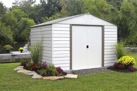 horizontal storage shed sears com