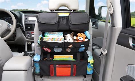 siege auto baby go organiseur voiture siège arrière groupon