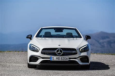 Next Gen Mercedes Benz Sl To Be Based On Amg Gt Platform