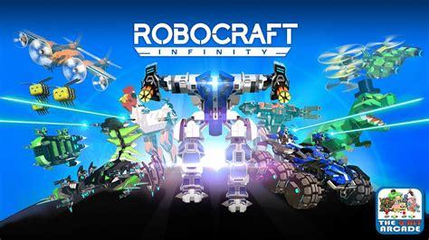 robocraft infinity bot building  battling