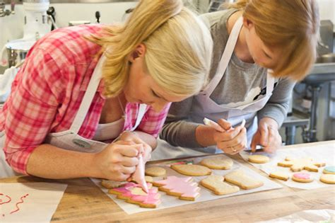 cookie decorating   miette bay area bites kqed food