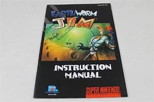 Manual - Earthworm Jim