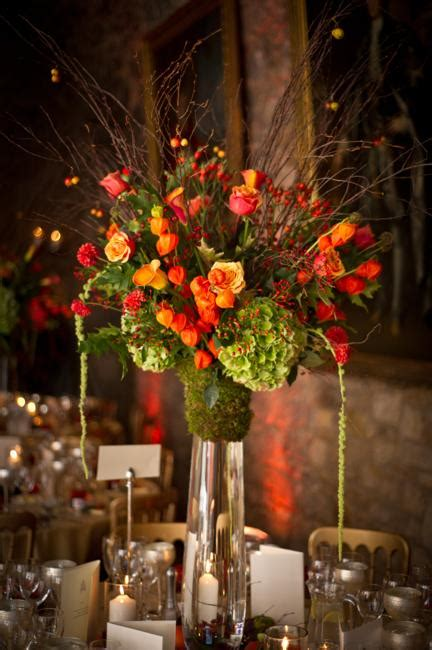 beautiful thanksgiving decorating floral arrangements