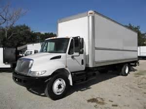 2006 International 4300 26 FT Box Truck for Sale