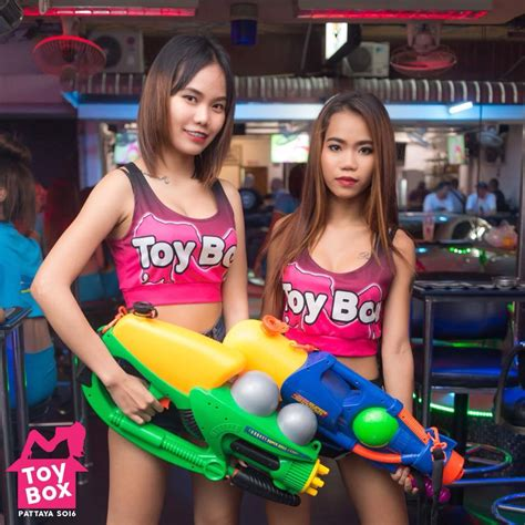 Toy Box Pattaya S Popular Short Time Bar Sexy Songkran