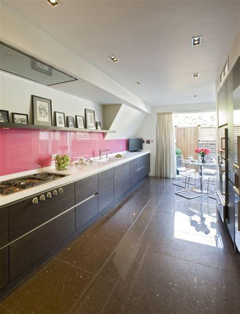 narrow kitchen ideas uk galley kitchen ideas kitchen sourcebook