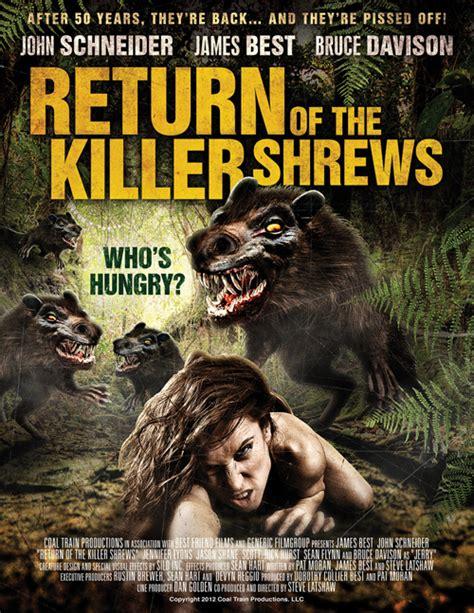 Film Review Return Of The Killer Shrews (2012) Hnn