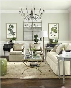 10, Nature, Inspired, Living, Room, Decor, Ideas