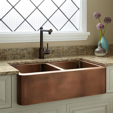 undermount farmhouse kitchen sink interior stainless steel apron front sink mixed classical 6582