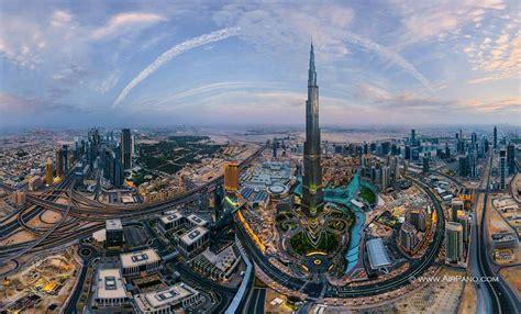 Virtual Tour Of Dubai City, Uae