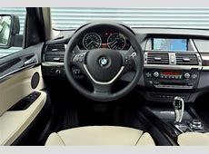 Interior del BMW X5 modelo 2010 Lista de Carros