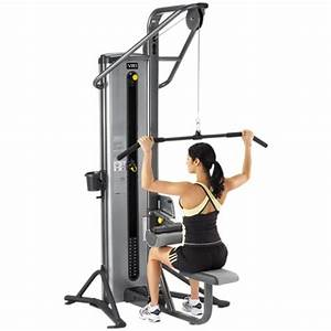 Lat Pull Down Machines For A Flat Stomach