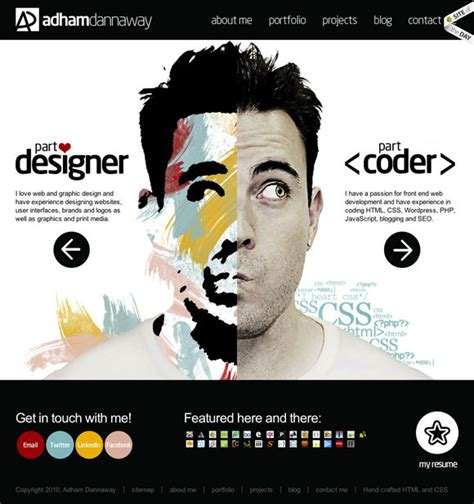 graphic design portfolio websites what to consider avoid when creating an graphic
