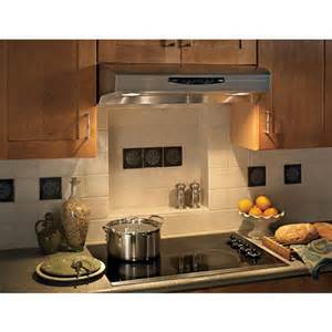 range hoods allure qs2 series under cabinet mount range