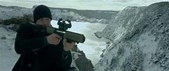 Identify this gun, movie is Braven(2018). : Firearms
