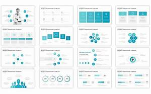 Medical Presentation Template PowerPoint Template #66958