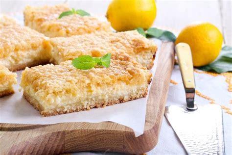 lemon cheesecake bars bolo queijo barras manzo lasagne cobertura recipes torta formaggio barre limone della limao crumble recipe keto forno