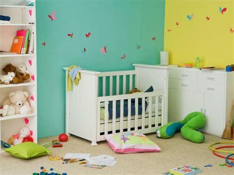 idée peinture chambre bébé fille la peinture chambre bébé 70 idées sympas