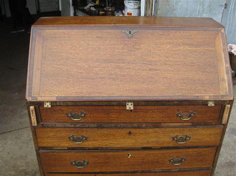 oak bureau desk 18th century oak bureau desk antiques atlas