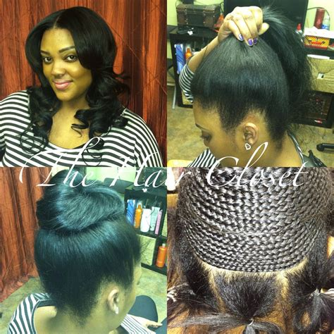 Partial Sew In Weave Hairstyles by F42731f6a037a491435c4784063f1eab Jpg 1200 215 1200 Hair
