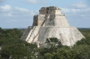 Mayan Ruins Progreso Yucatan Mexico