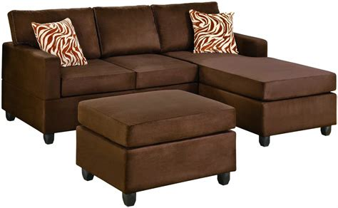 sectional with chaise and ottoman brown chaise sofa captivating leather chaise sofa