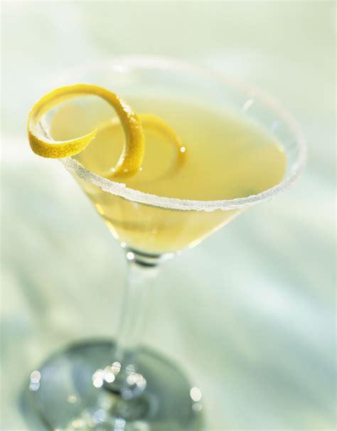 easy  fresh lemon drop martini recipe