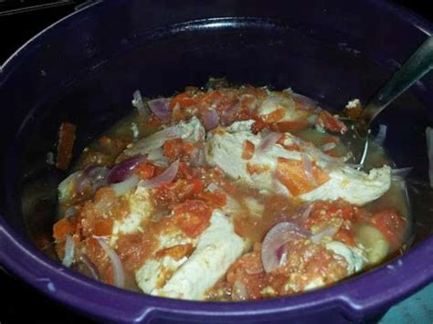 recette cuisine weight watcher recettes de poulet basquaise de isabelle en cuisine ma