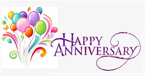 wedding anniversary png jpg library  happy