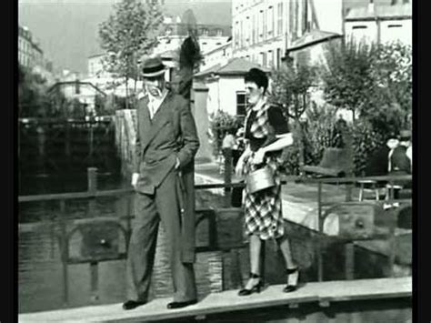 jean gabin hotel du nord h 244 tel du nord 1938 quot atmosph 232 re quot scene with arletty
