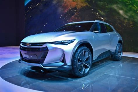 chevrolet fnr  concept review     suv models
