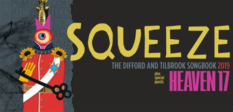 A classic song of british band squeeze that published in 1987. Squeeze | Welcome to UK Music Reviews