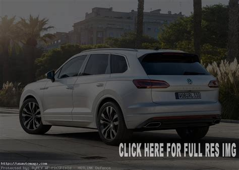 Volkswagen Hybrid 2020 by 2020 Vw Touareg Usa Release Date And Price 2019 Auto Suv