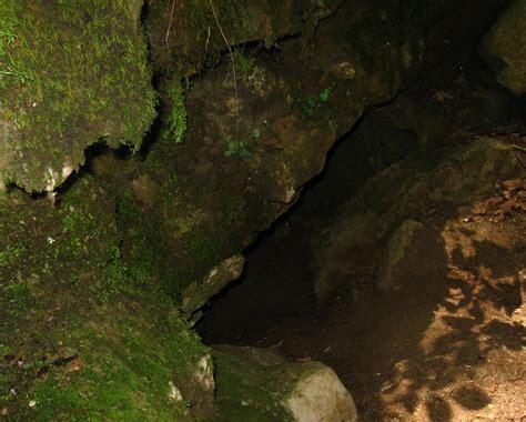 secret entrance to wayward cave