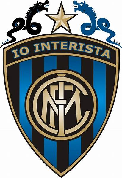 Inter Milan Transparent Stemma Fc Badge Internazionale