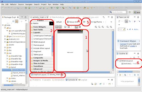 layouts for android structure of an android application 187 openalfa
