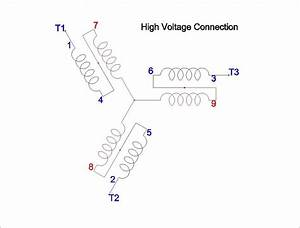 Dual Voltage Single Phase Motor Wiring Diagram Kanvamath
