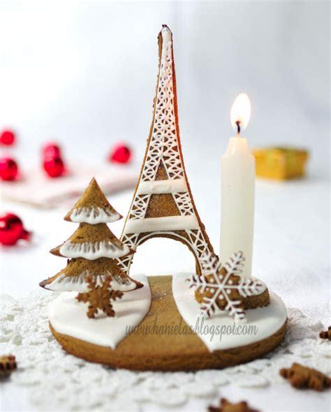 hanielas eiffel tower gingerbread centerpiece