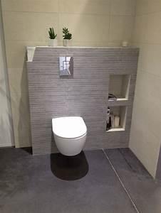 salle de bain avec wc suspendu systembaseco With salle de bain design avec lavabo toilette