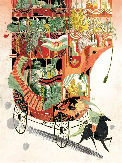 illustrator spotlight victo ngai booooooom create inspire community art design