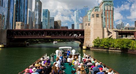 Chicago Architecture Boat Tour Location by Architecture Tours Cfl