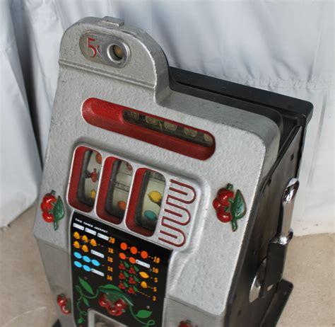 bargain johns antiques antique slot machine cherry
