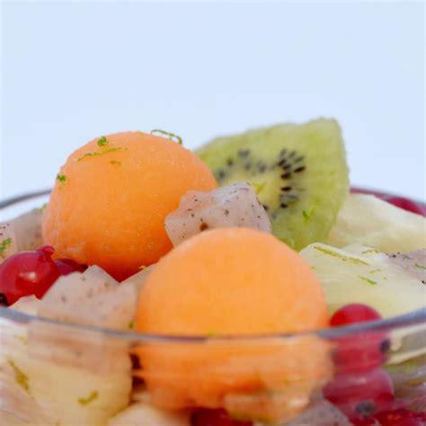 calorie cuisine japonaise salade de fruits au konnyaku recettes bienmanger com