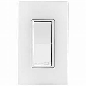 Interrupteur Compatible Google Home : leviton wi fi light switch smart switches plugs best ~ Nature-et-papiers.com Idées de Décoration