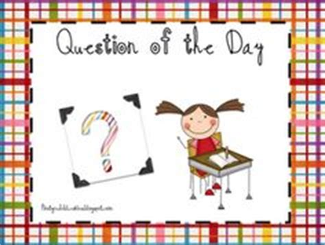 1000 images about preschool question of the day on 546 | 8ecd5f401a8abe3bb7fc103b3f6447f7