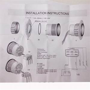 Vdo Rudder Indicator Wiring Diagram